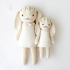 """Cuddle + Kind Hannah the Bunny White 13"""""""