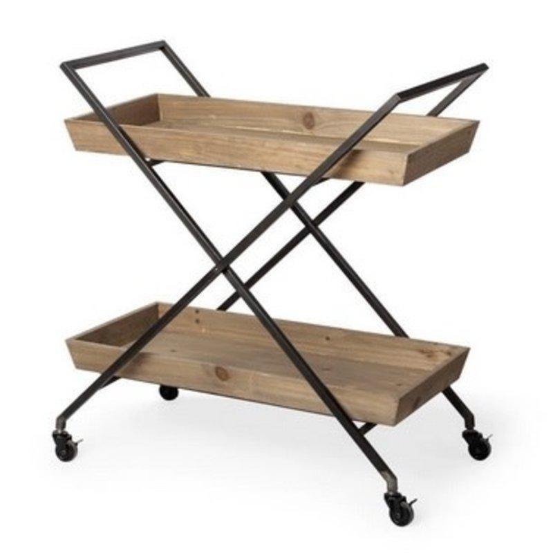 Magnolia Bar Cart
