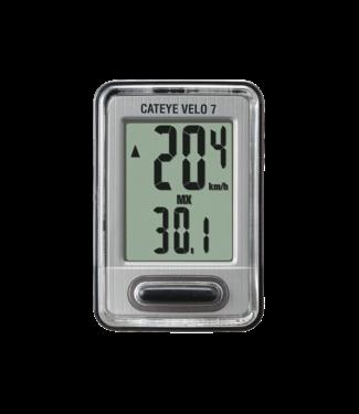 CatEye CatEye, Velo 7 (CC-VL520), Cyclomètre