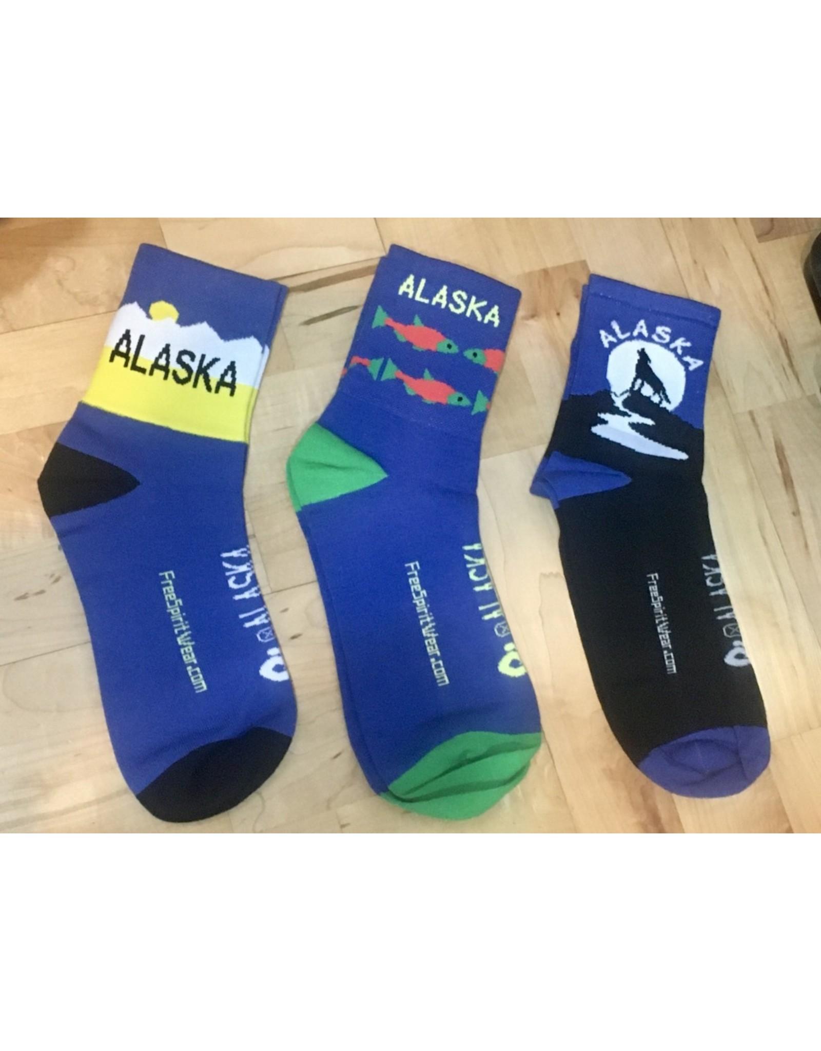 Free Spirit Socks Free Spirit Alaska Gold Rush