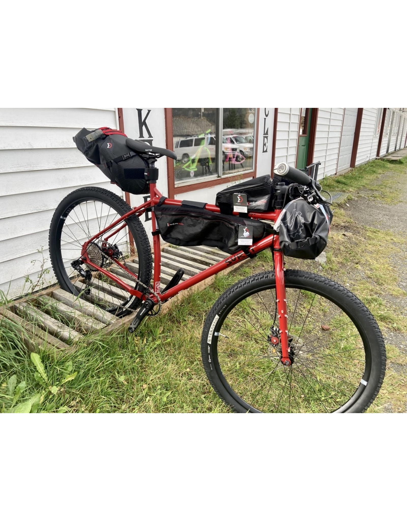 Surly Surly Ogre Complete - Brick Red - XL