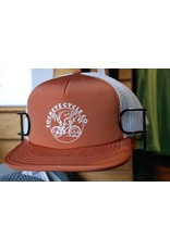 Honeycomb Nylon Trucker Hat