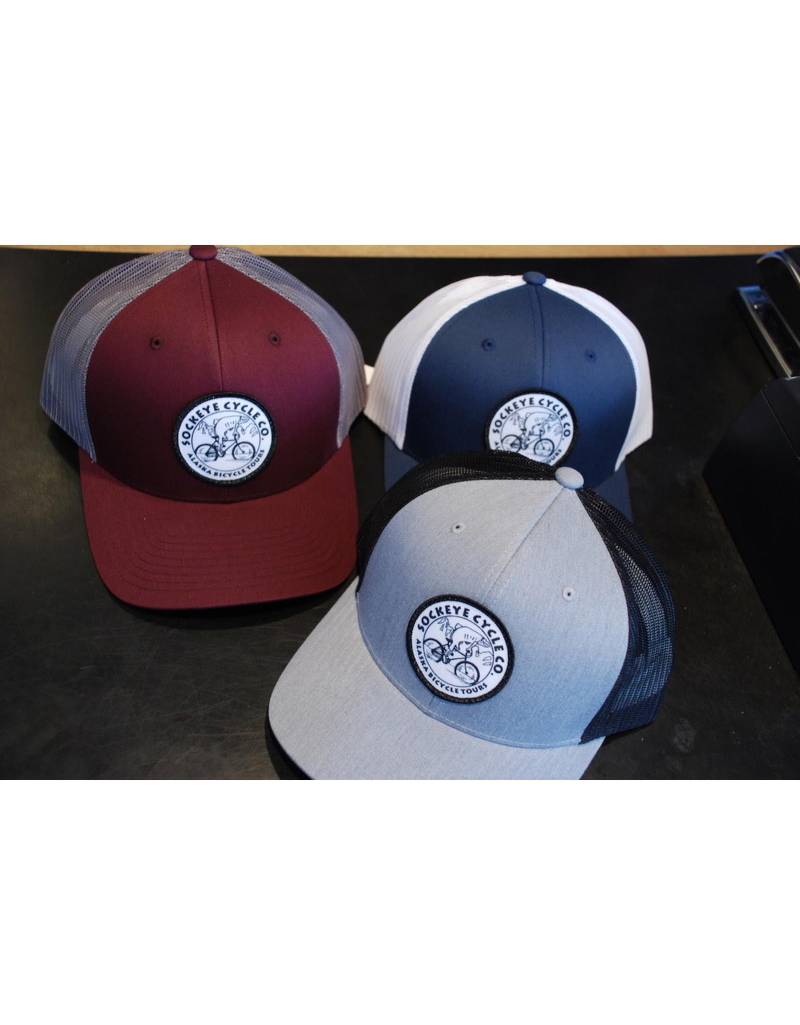 Captuer Hat Captuer Snapback Trucker
