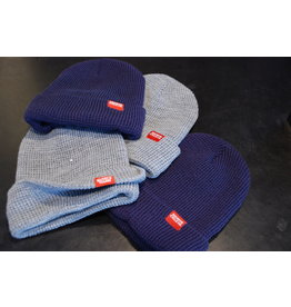 Waffle Knit Beanie Hat