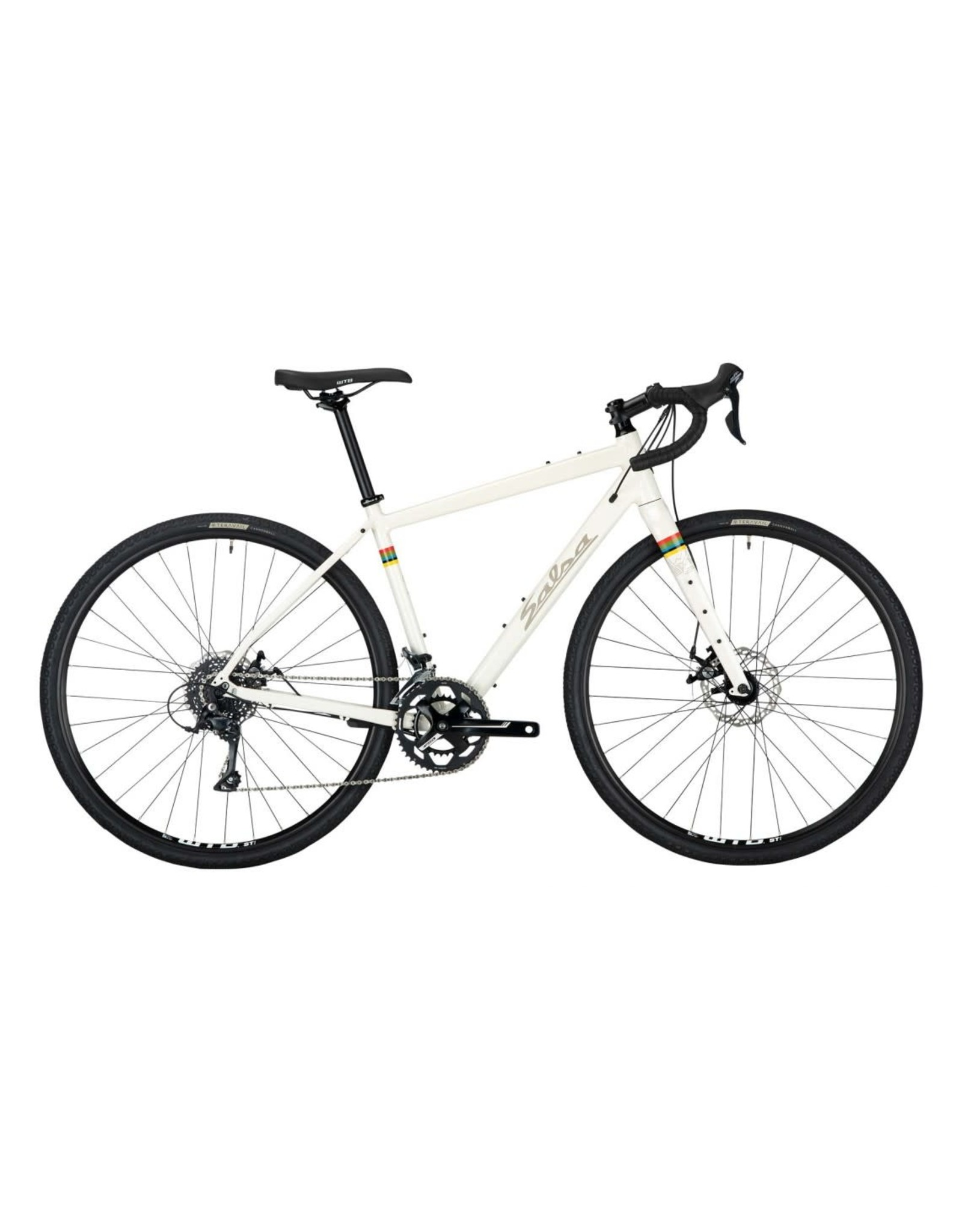 Salsa Salsa Journeyman Sora 700 - Cream - 59.5cm