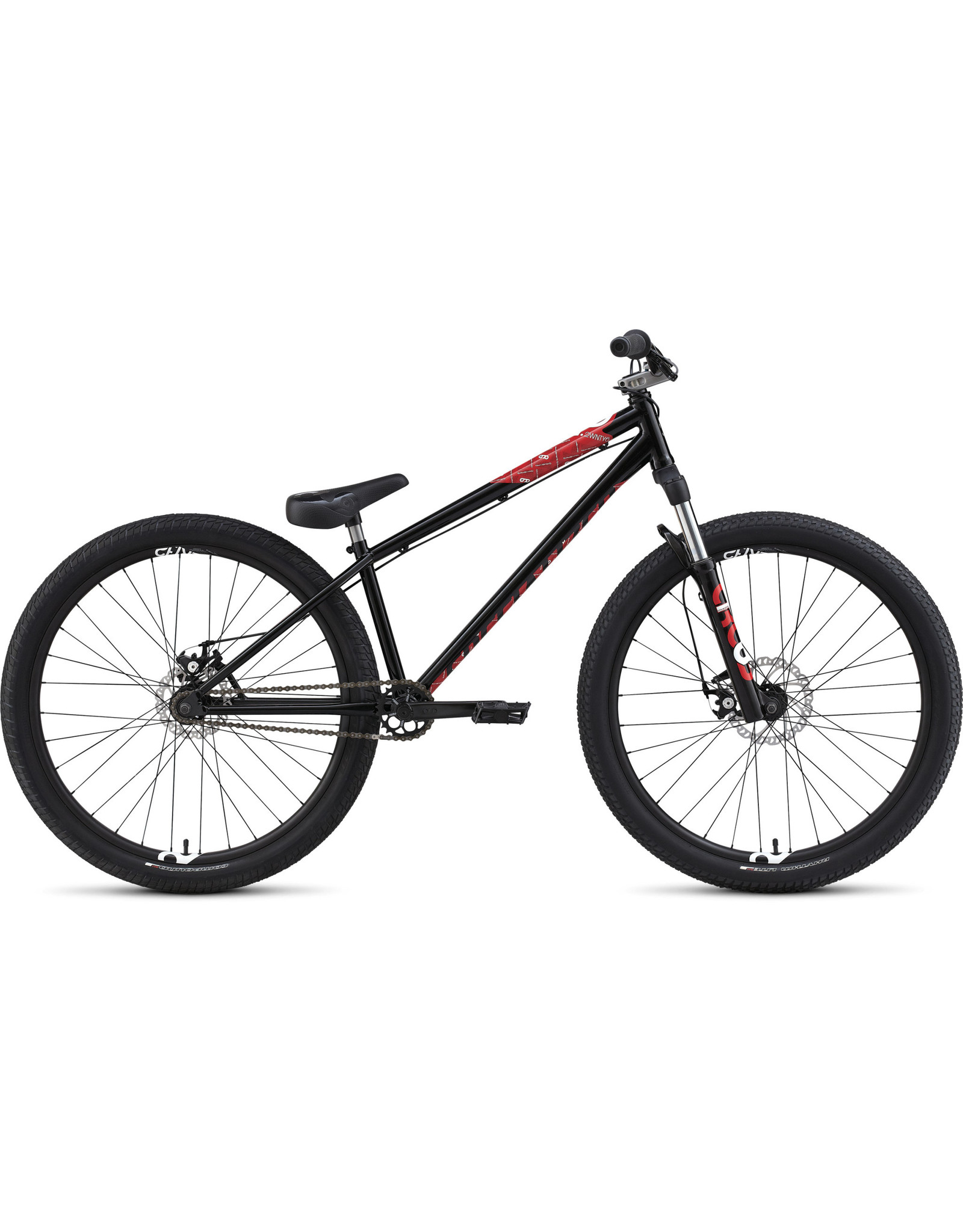 """Specialized Specialized P26 Dirt Jump - Black - Large /22.5"""" TT"""