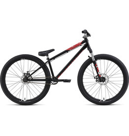 "Specialized Specialized P26 Dirt Jump - Black - Large /22.5"" TT"