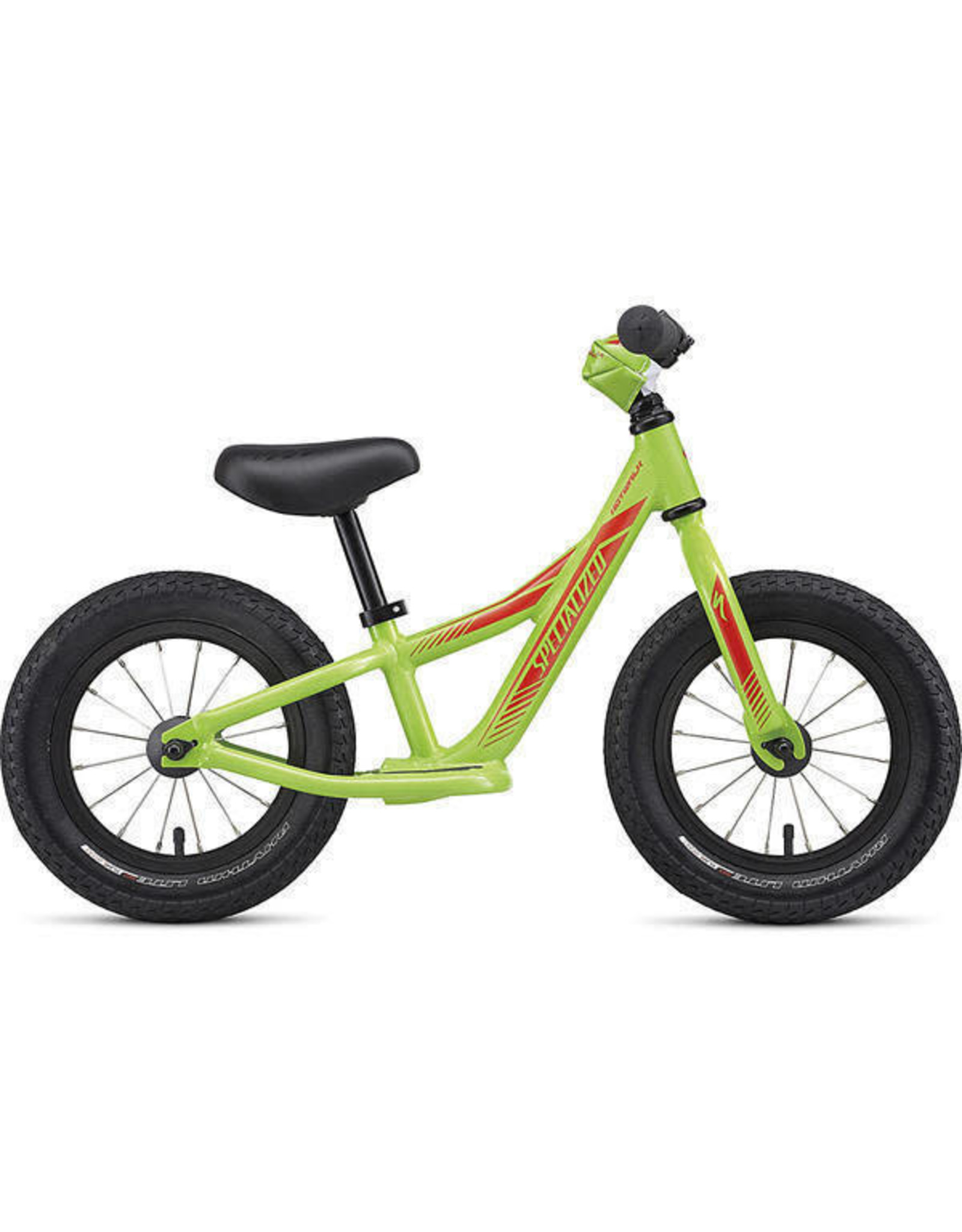 """Specialized Specialized Hotwalk - Green/Red - 12"""""""