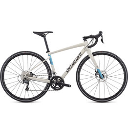Specialized Specialized Diverge Women's E5 Elite - White/Teal - 54cm