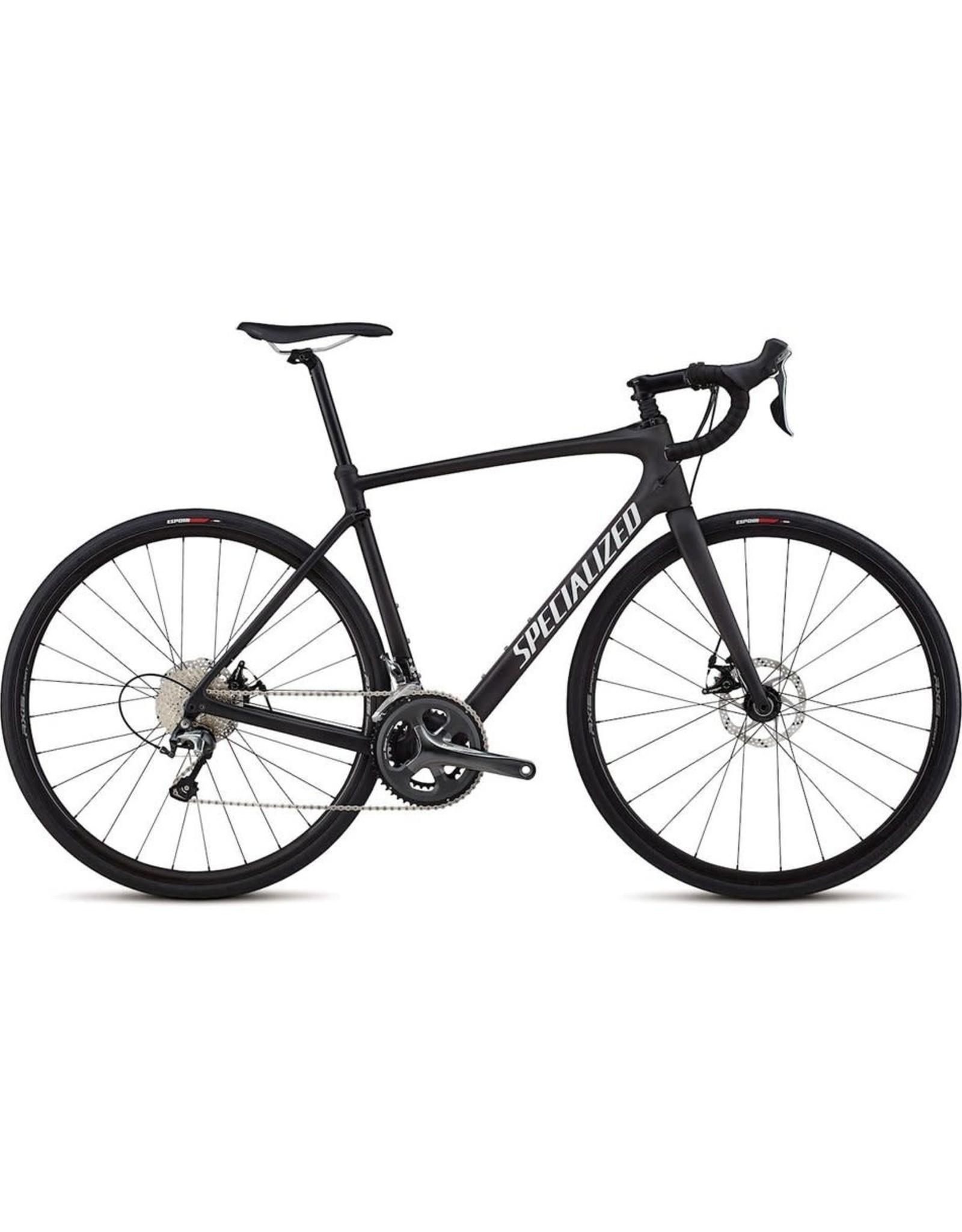 Specialized Roubaix - Carbon/White - 56cm