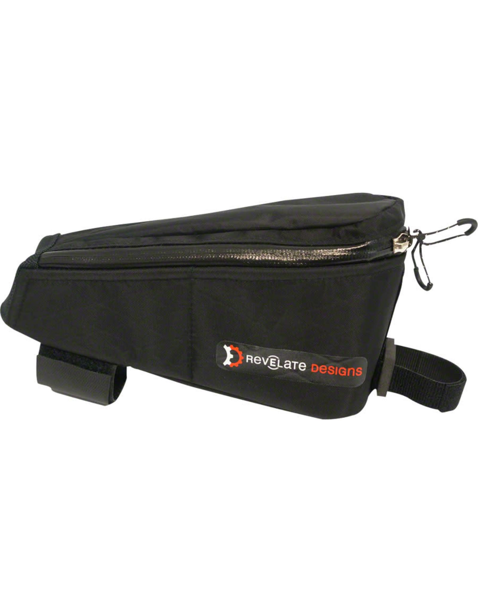 Revelate Designs Revelate Designs Gas Tank Top Tube Bag - Black