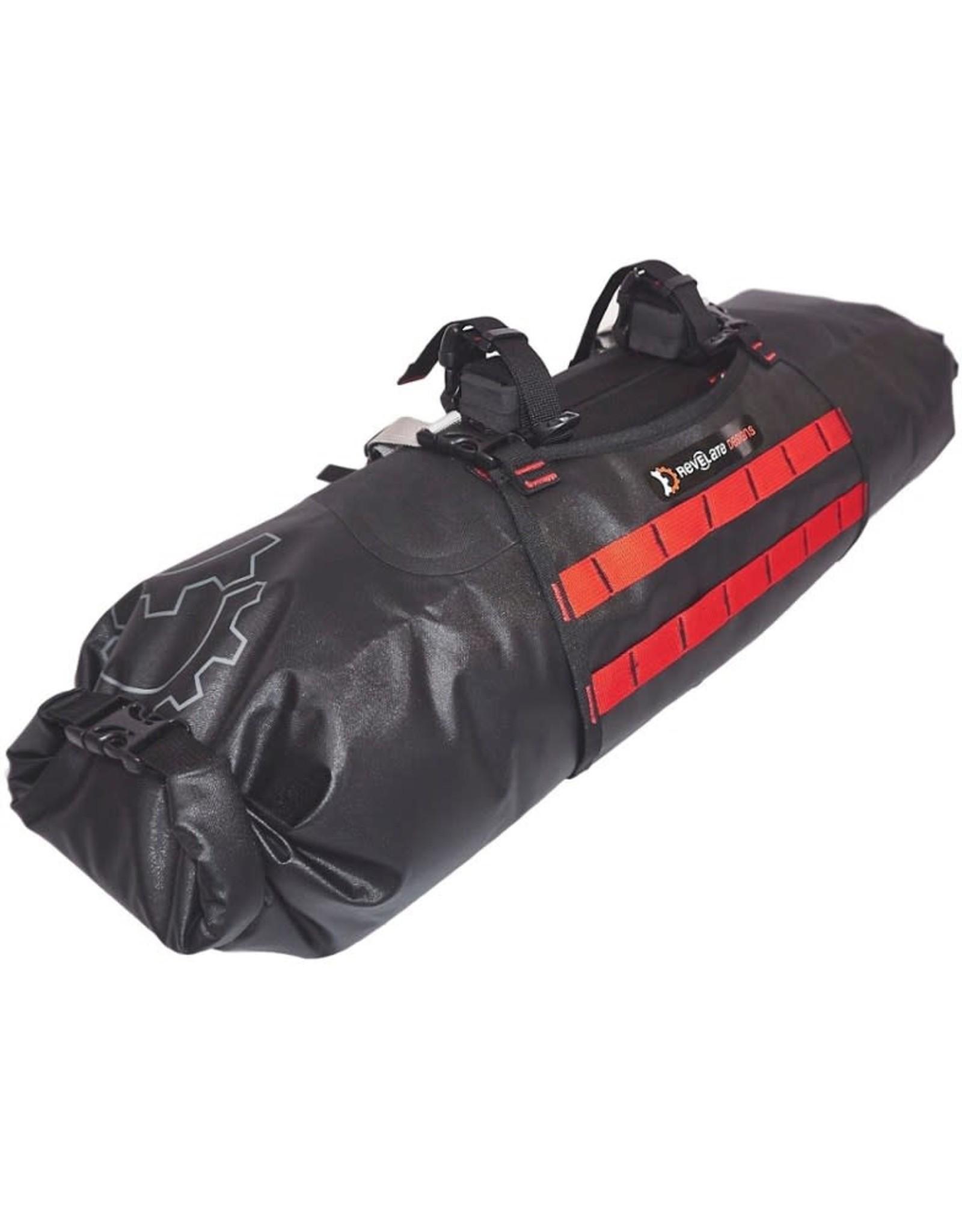 Revelate Designs Revelate Designs Sweetroll Handlebar Bag - Black- Medium