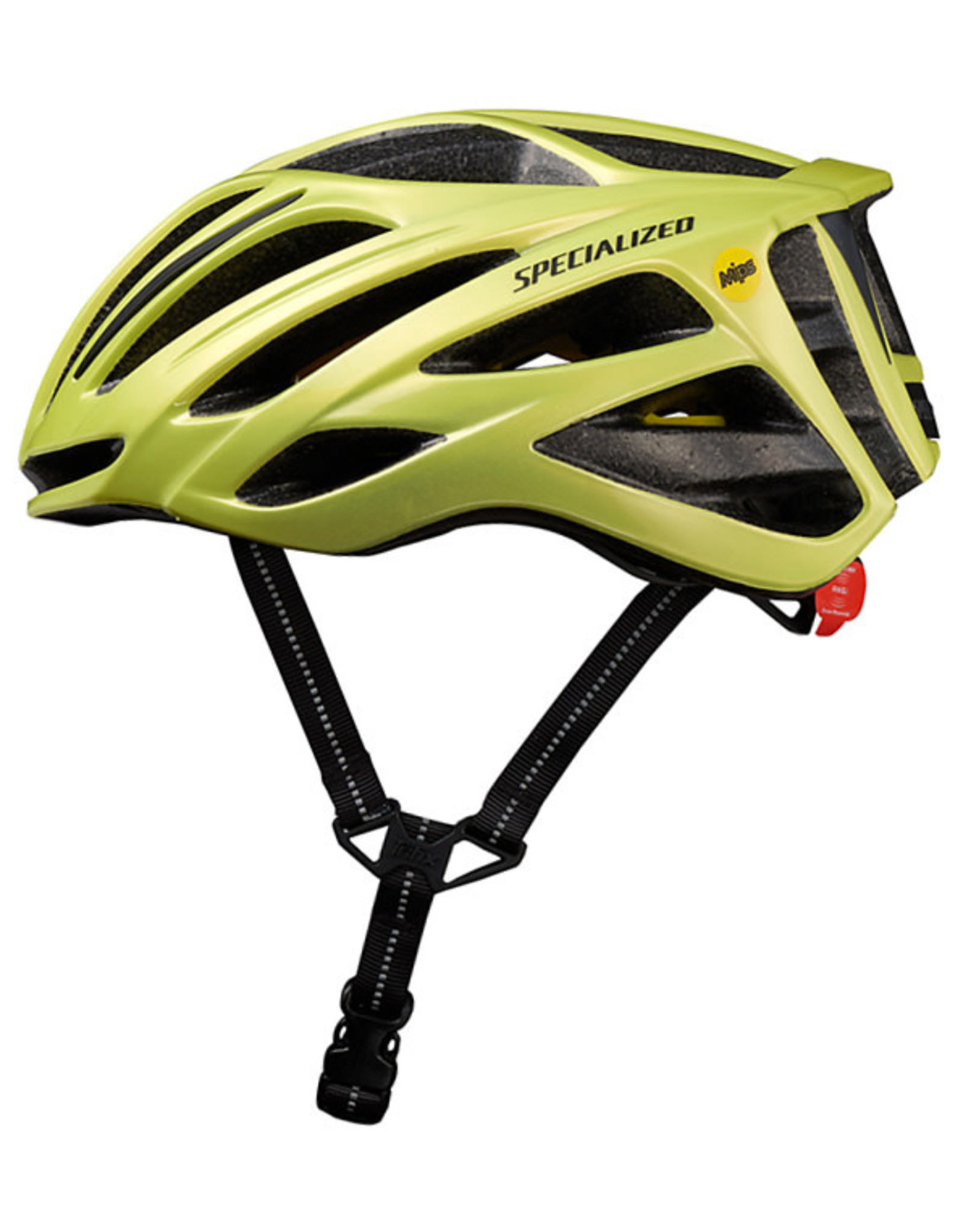 Specialized Specialized Echelon II MIPS Helmet - Ion Yellow/Black - Medium