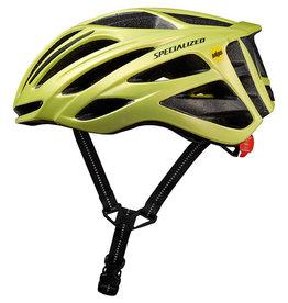 Specialized Specialized Echelon II MIPS Helmet - Ion Yellow/Black - Medium