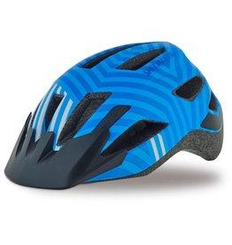 Specialized Shuffle Helmet - Neon Blue Razzle - Child
