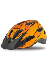Specialized Specialized Shuffle Helmet - Orange Spiral - Child