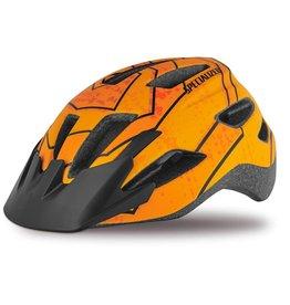Specialized Specialized Shuffle Helmet - Orange Spiral - Child