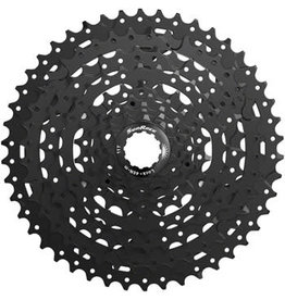 SunRace M993 Cassette, ED Black - 11-46t - 9 Speed