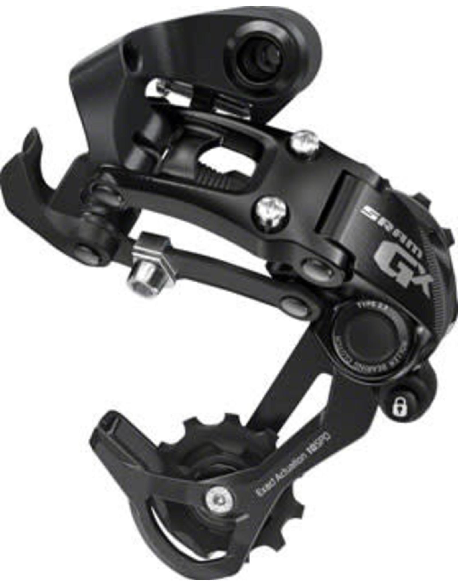 SRAM SRAM GX Rear Derailleur - 10 Speed, Medium Cage, Black
