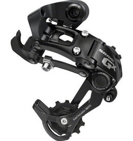 SRAM SRAM GX Rear Derailleur - 10 Speed, Medium Cage, Black