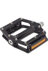 """VP Components VP Components VP-531 Pedals - Platform, Aluminum, 9/16"""", Black"""