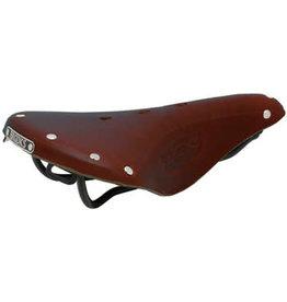 Brooks B17 Standard Saddle - Steel, Antique Brown