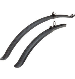 Planet Bike Planet Bike Clip-on 700c Fenders Black