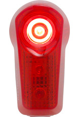 Planet Bike LED Superflash Taillight - Red/White