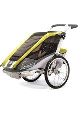 Chariot Chariot Cougar 1 Child Trailer - Avocado