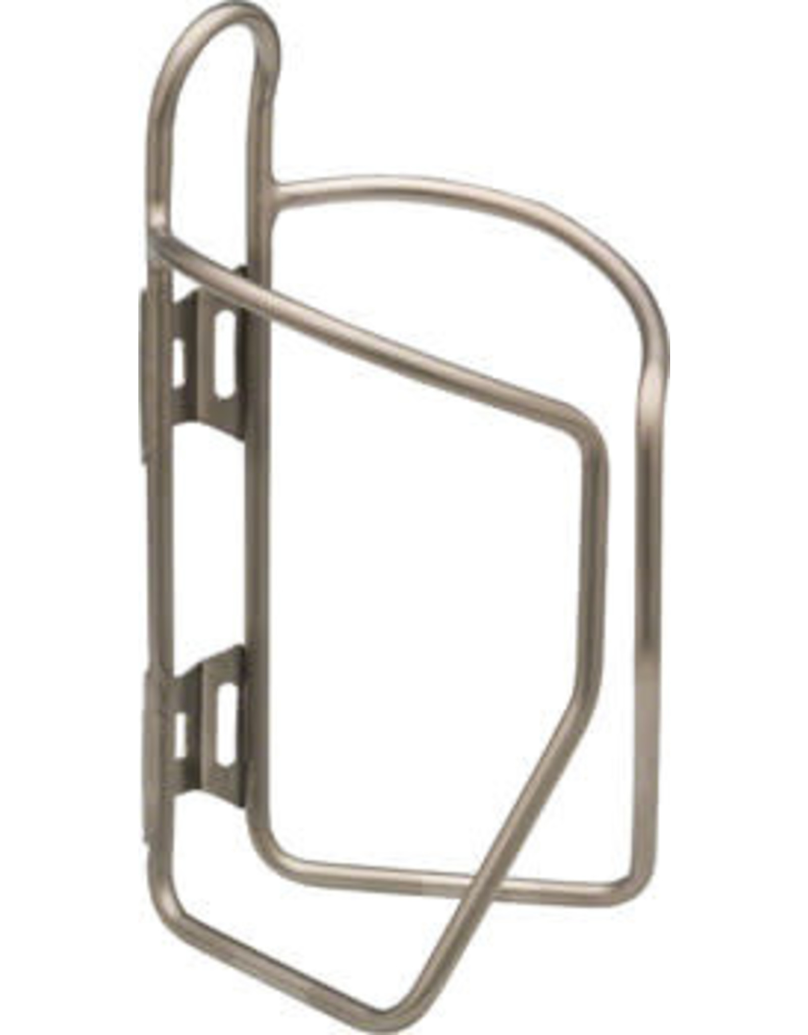 Salsa Salsa Nickless Water Bottle Cage - Stainless