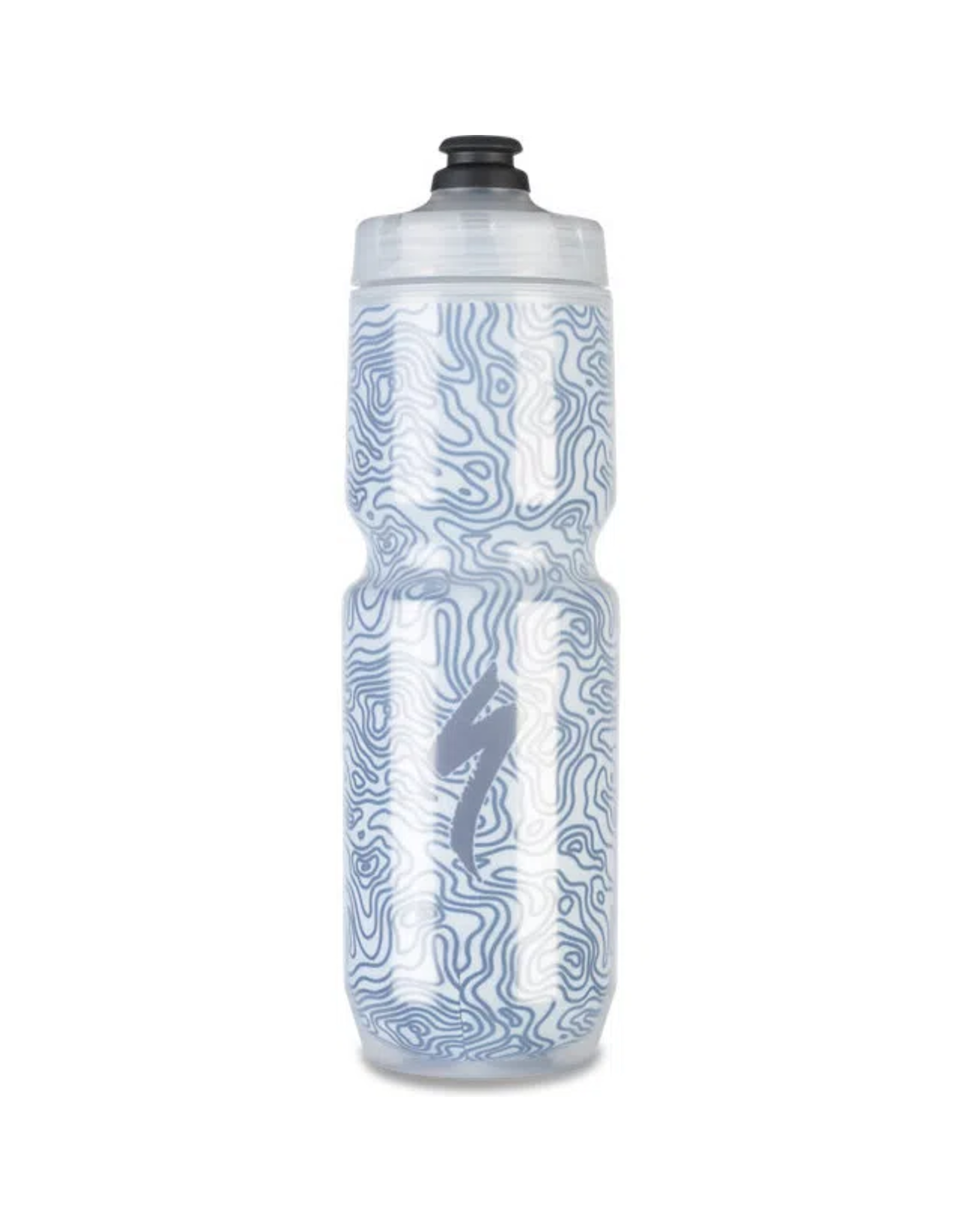 Specialized Specialized Moflo Purist Insulated 23oz. Water Bottle - Topo Print