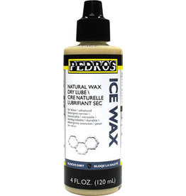 Pedros Pedro's Ice Wax Bike Chain Lube - 4 fl oz, Drip