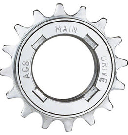 ACS ACS Main Drive Freewheel - 18t, Silver