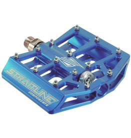 Straitline Straitline De Facto Pedals - Blue