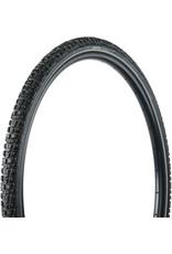 45NRTH Gravdal Tire - 700 x 38, Clincher, Steel, Black, 33tpi, 252 Carbide Steel Studs