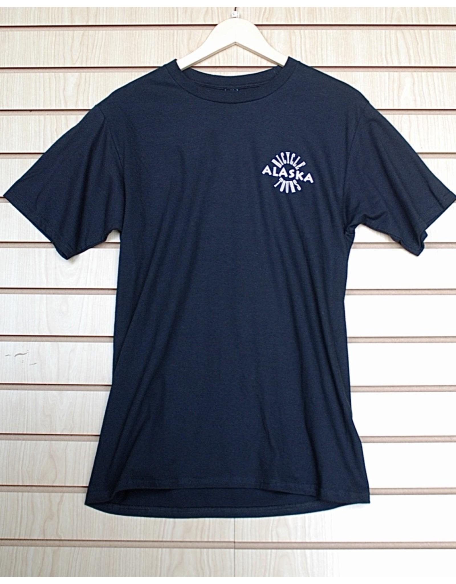 Goodtimes T-shirt Mens Jet Black w/ White Logo