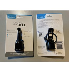 Timber MTB Timber MTB Bell: Black, Quick Release