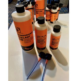 orange seal Orange Seal Endurance Tubeless Tire Sealant with Twist Lock Applicator - 4oz