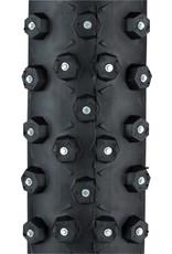 Schwalbe Schwalbe Ice Spiker Studded Tire - 27.5 x 2.25, Clincher, Wire, Black, Performance Line