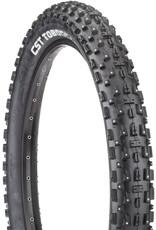 CST CST Toboggan Tire - 26 x 4, Clincher, Wire, Black, Studded