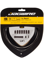 Jagwire Jagwire 1x Sport Shift Cable Kit SRAM/Shimano, Black