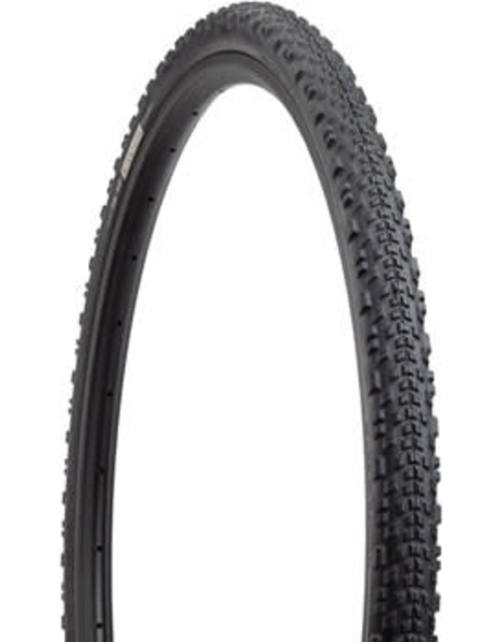 Teravail Teravail Rutland Tire - 700 x 38, Tubeless, Folding, Black, Durable