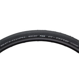 Schwalbe Schwalbe G-One Allround Tire - 700 x 35, Clincher, Folding, Black, Performance Line