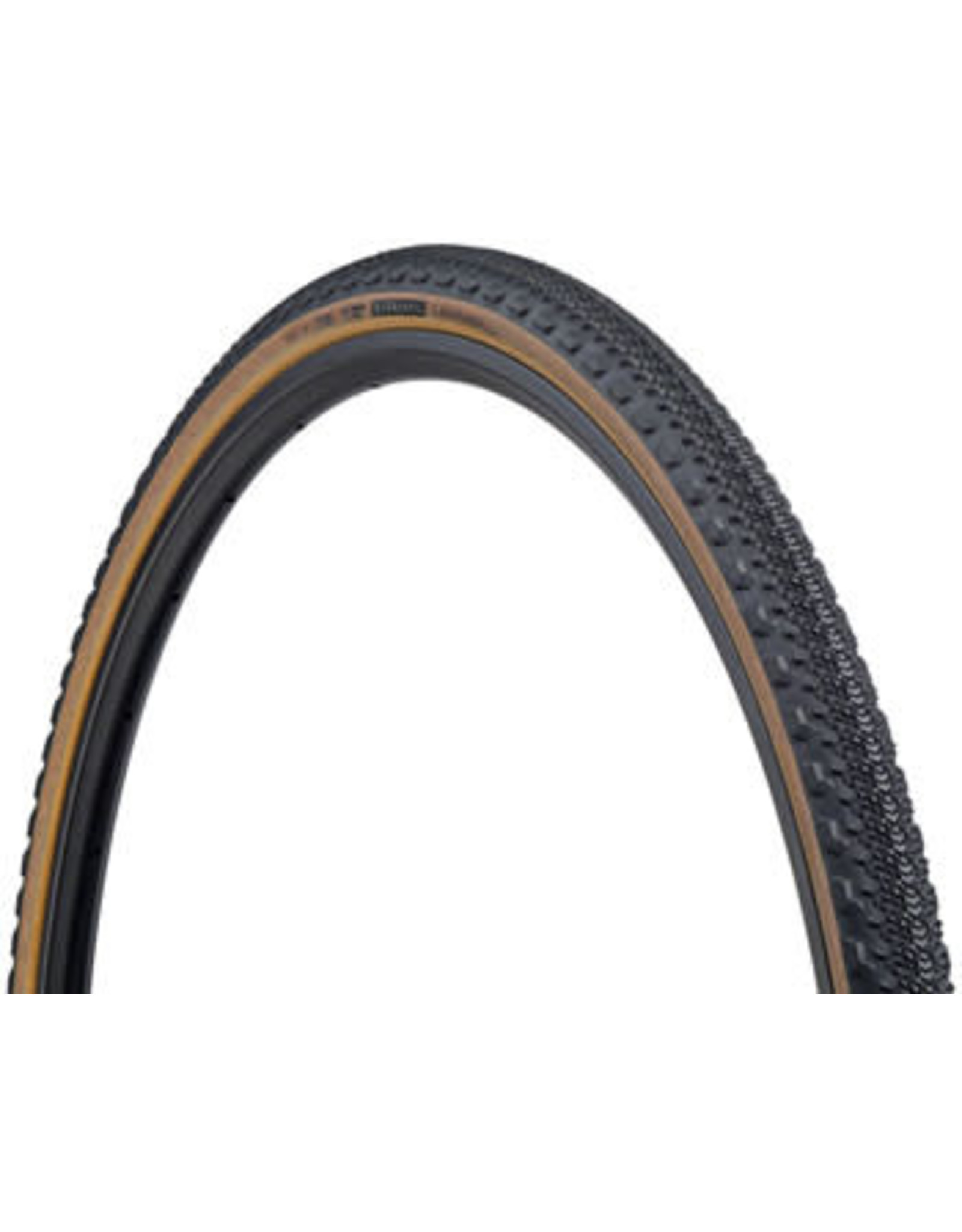 Teravail Teravail Cannonball Tire - 700 x 35, Tubeless, Folding, Tan, Light and Supple
