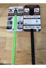 """Voile Voile Nano Strap - 12"""" Bike, Ski, Gear Strap with Nylon Buckle"""