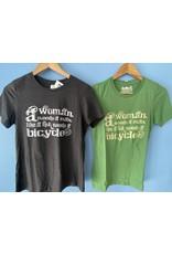 Goodtimes T-shirt Womens SS A Woman Needs a Man