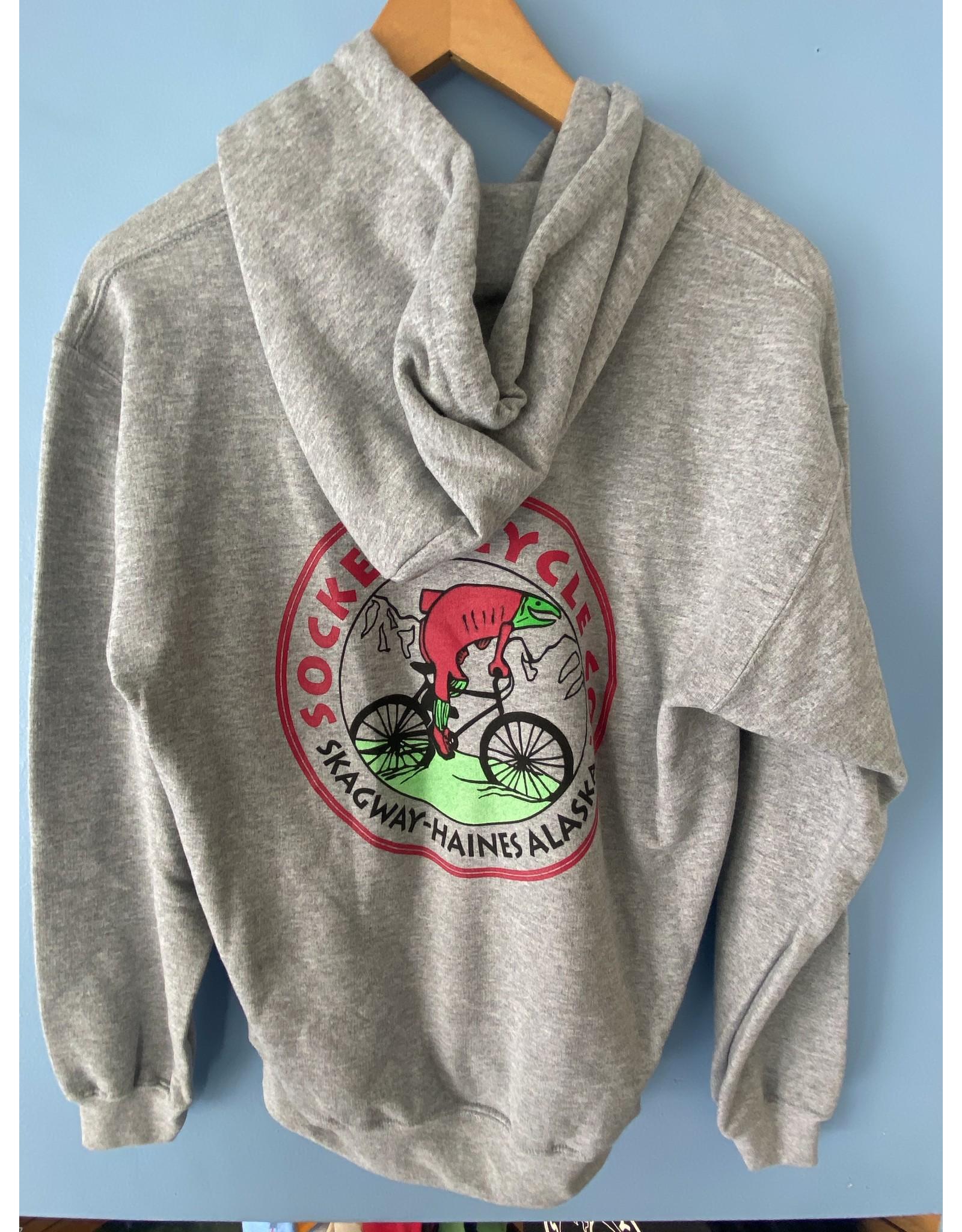 Gildan Hoodie Pullover Gildan Sockeye Cycle Logo