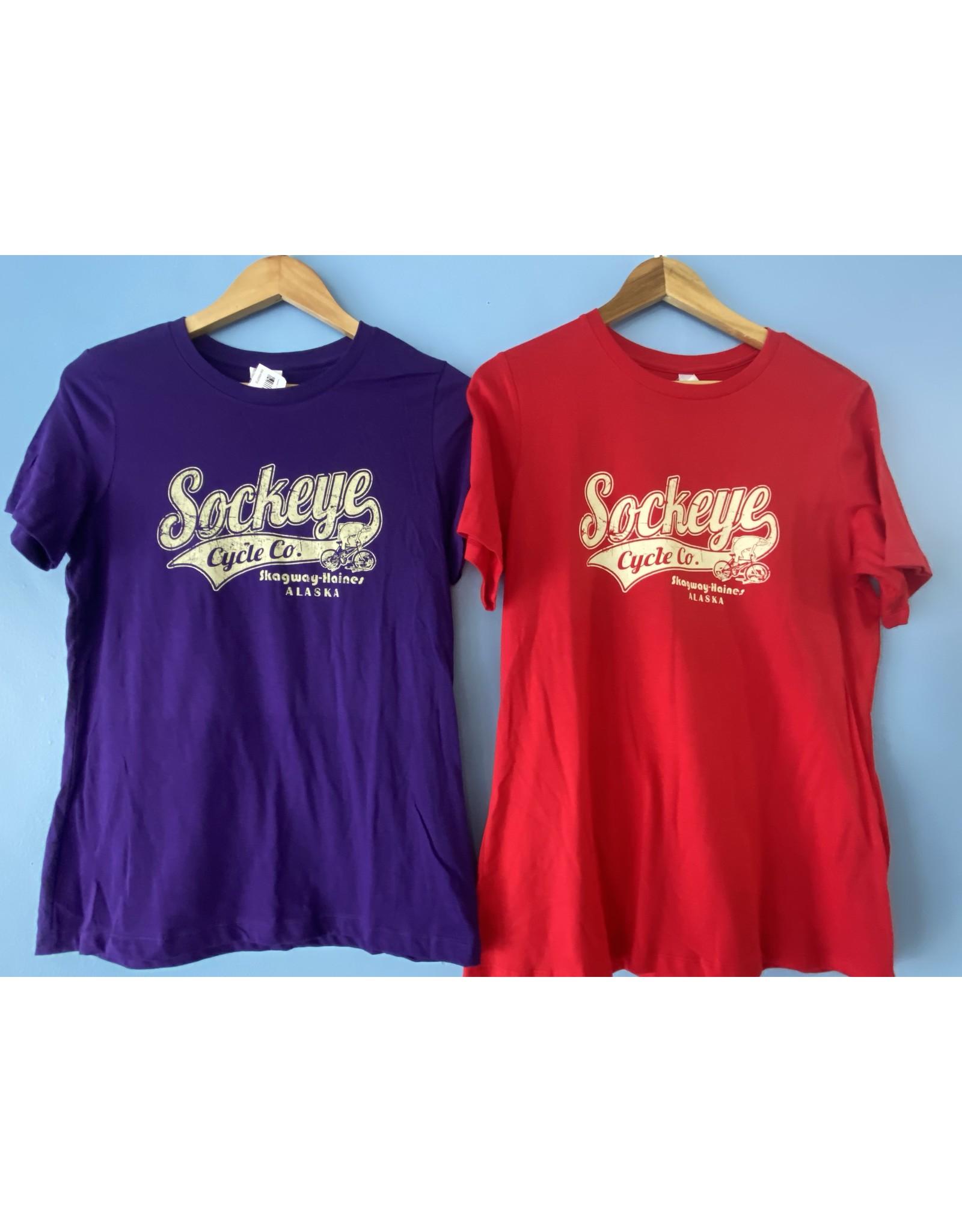 Goodtimes T-Shirt Womens Baseball Logo