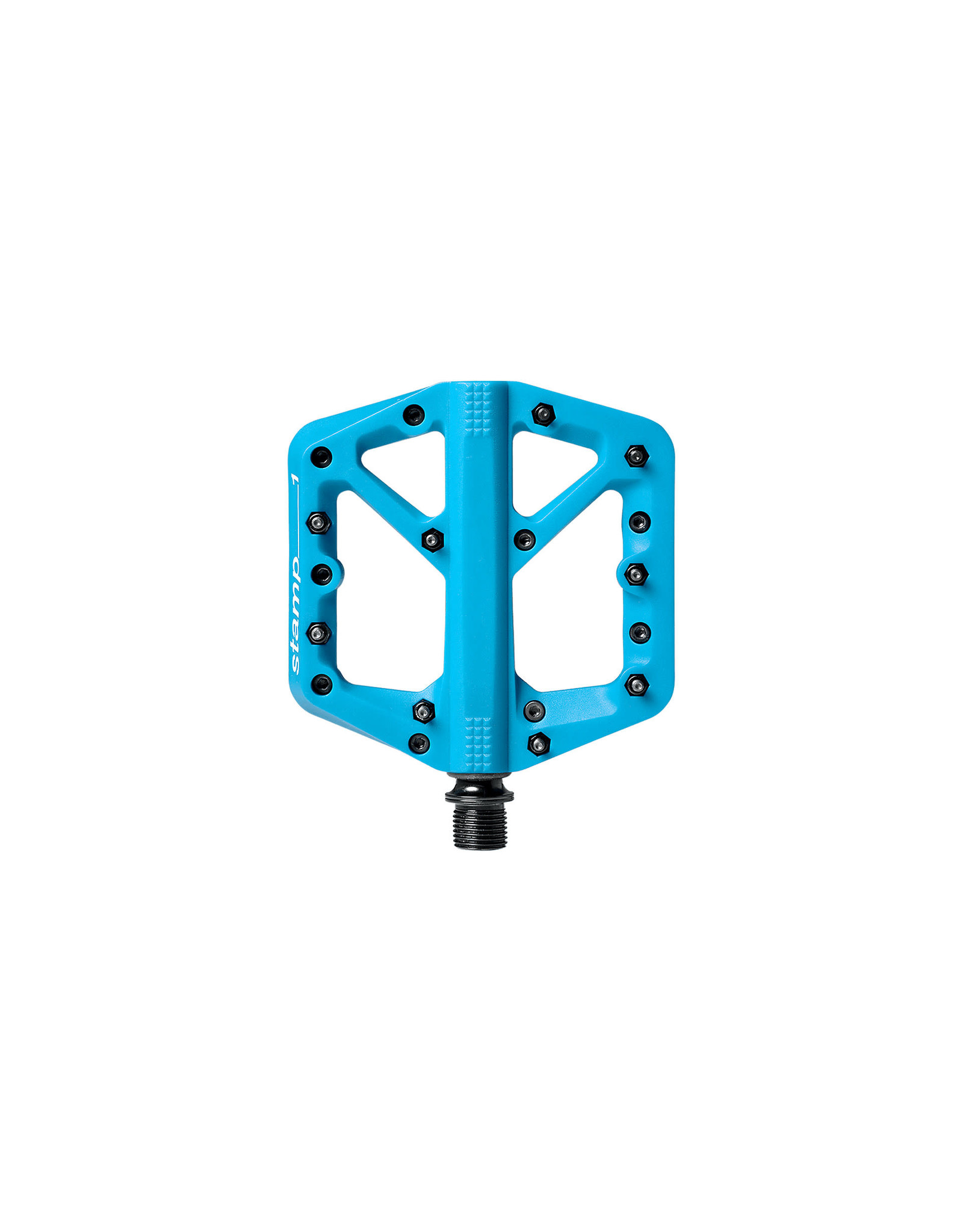 Crankbrothers Pedal Crankbrothers Stamp 1 Small Blue