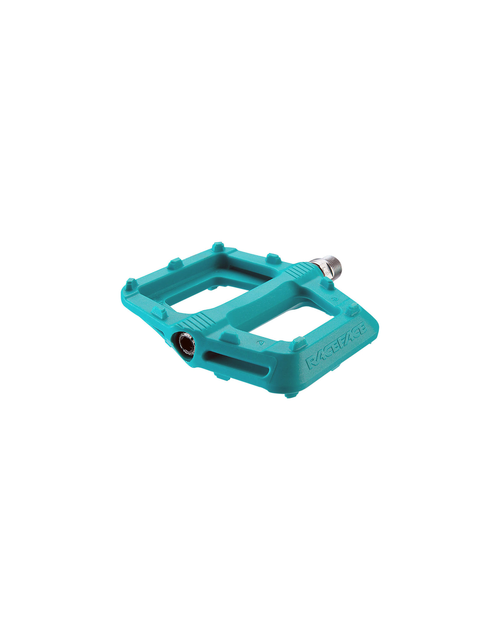 Race Face Pedal Race Face Ride Turquoise